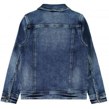 jean jacket ελαστικό μπλε name it 13160759