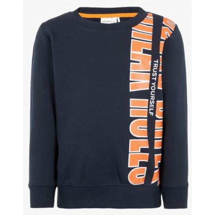 Blue Sweatshirt Name it 13168454a