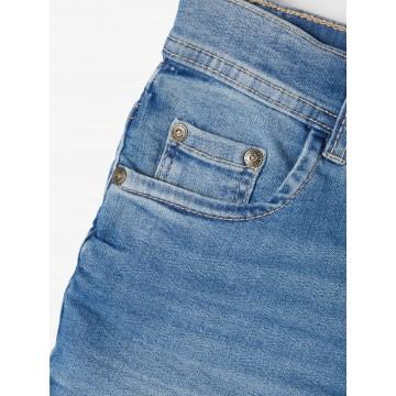 βερμούδα jean ελαστικό ανοιχτο μπλε light blue denim name it 13186126