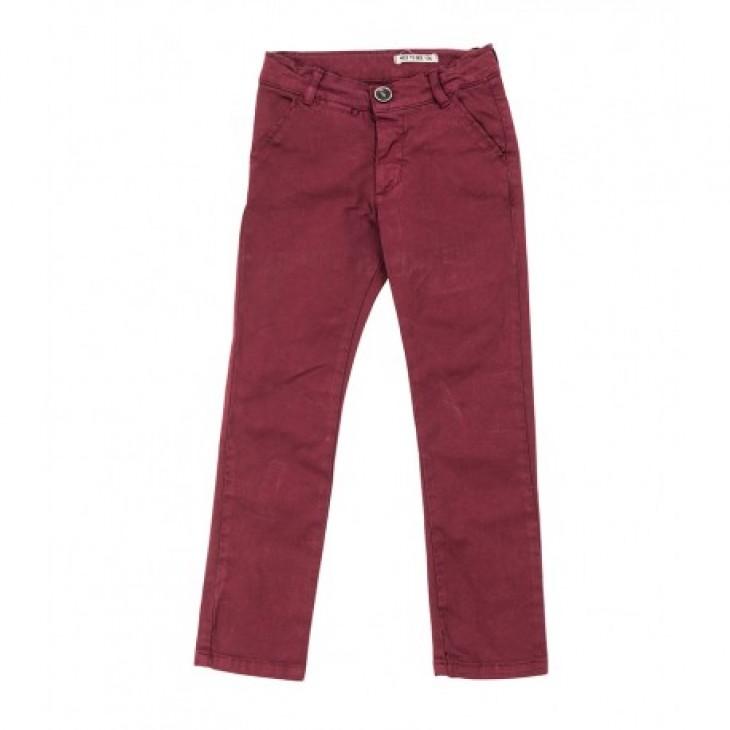 Bordeaux Pants Gang 219900