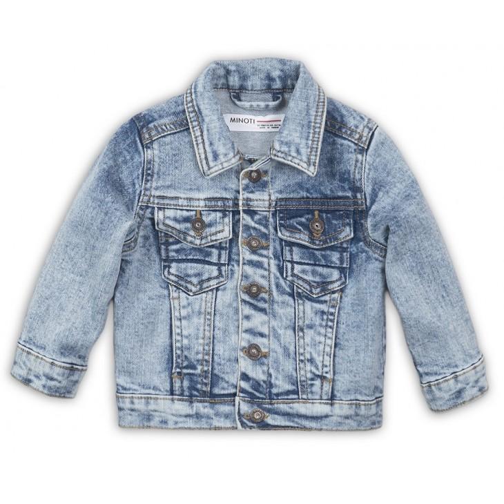 jean jacket blue minoti NOPE6