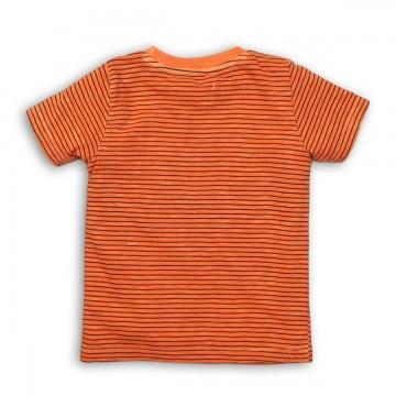 Orange striped TShirt MINOTI CRUSANDER9