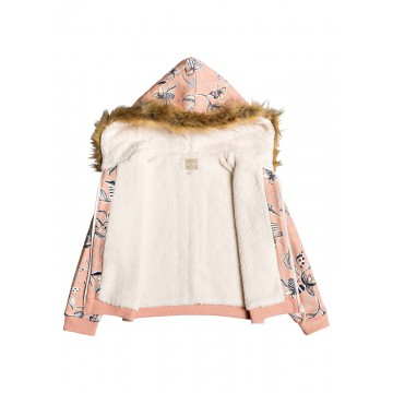 Roxy Butterflies Havin Fun - Zip-up Hoodie