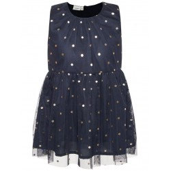 NMFSARA SL DRESS CAMP BLUE