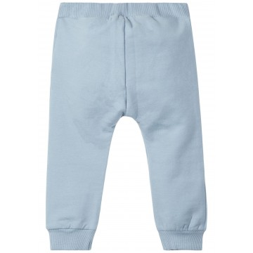 NBMLAUST SWE PANT BRU light blue