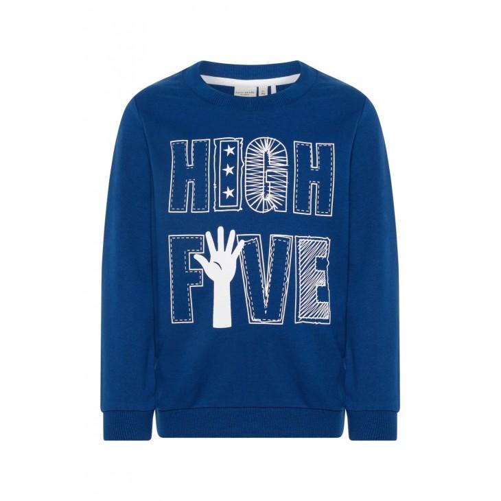 Blue Sweatshirt Name it 13158211b
