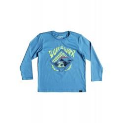 Μπλούζα μπλε Quiksilver BLLO