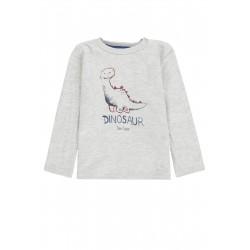 Μπλούζα Dinosaur Tom Tailor γκρι